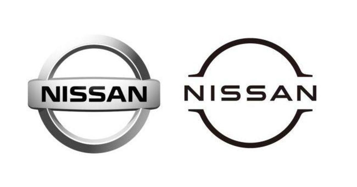 У Nissan может появиться новый логотип с плоским дизайном