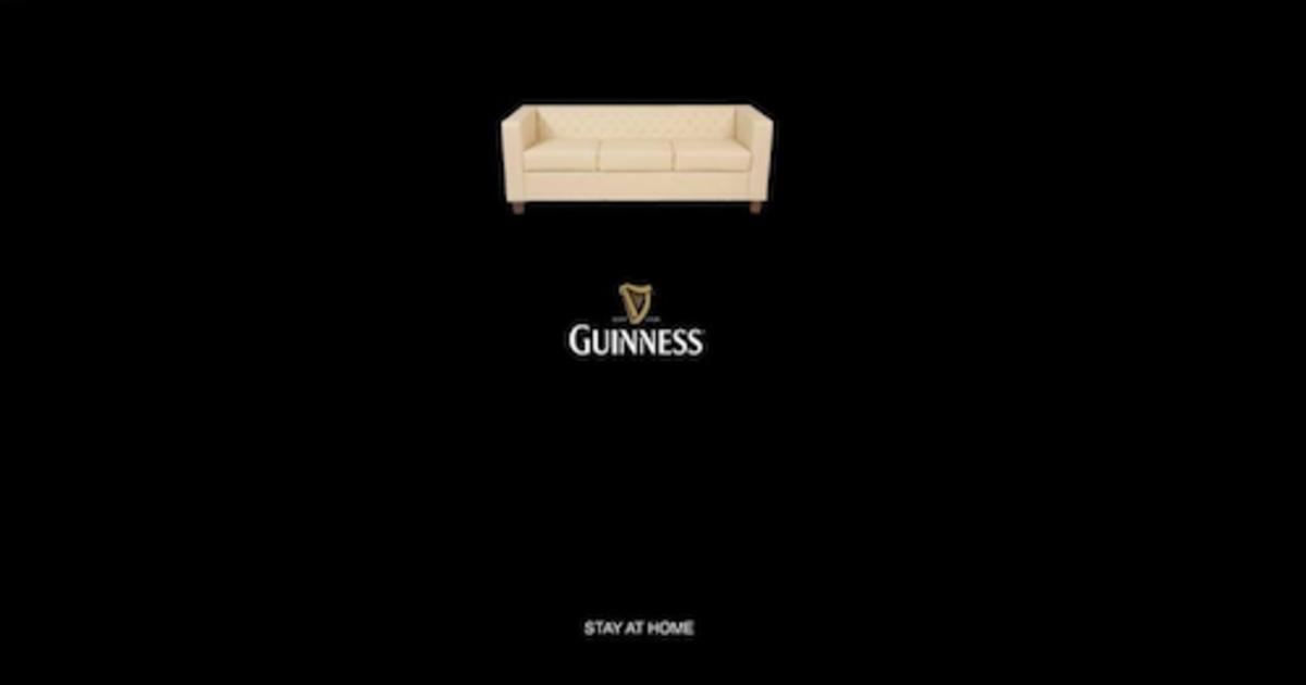 Креативщик создал вирусный пост, который приняли за рекламу Guinness