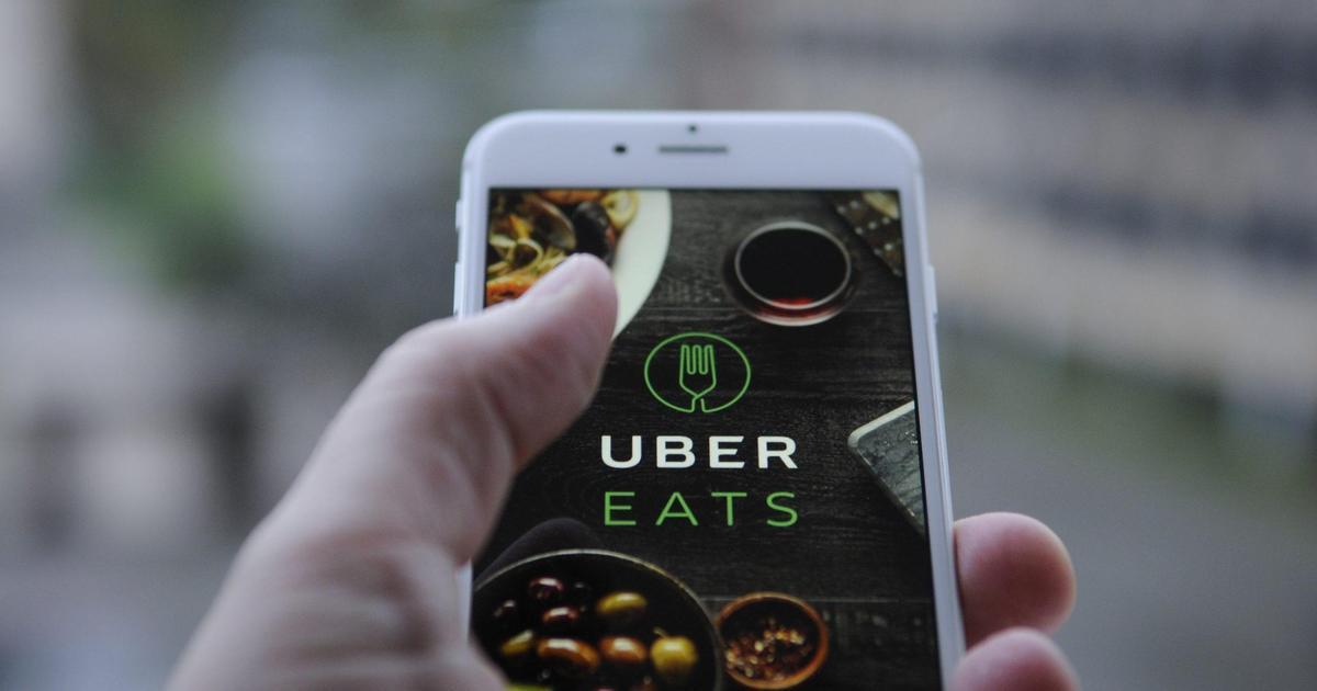 Uber Eats вводит меры по поддержке сообщества в Украине в связи с COVID-19