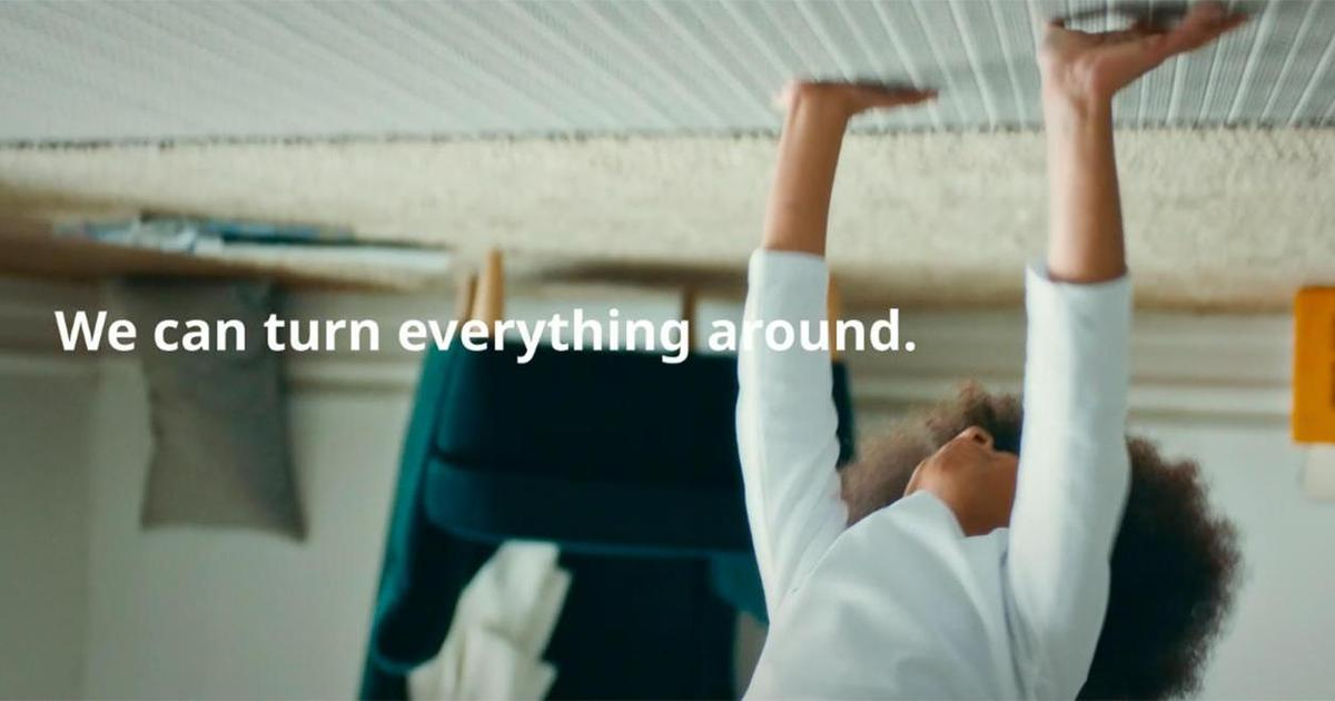 Трогательный ролик IKEA призвал воссоединиться со своим домом