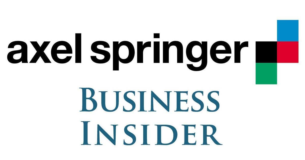 Axel Springer купил 88% Business Insider за $343 млн.