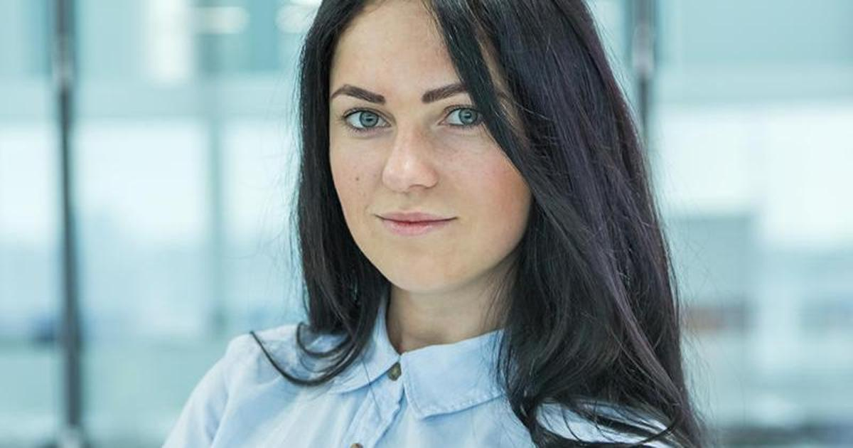 София Макарук пополнила команду PR-отдела «Samsung Electronics Украина».