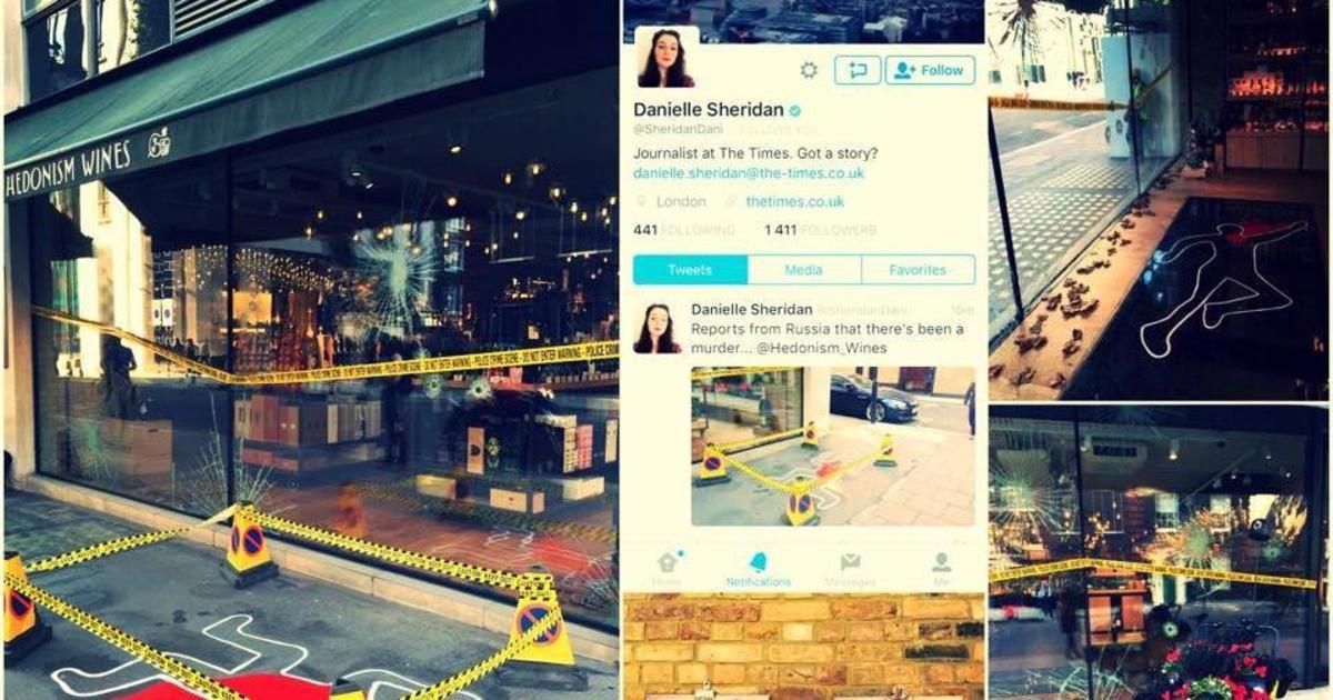Убийство в лондонском винном бутике Чичваркина оказалось PR-ходом.