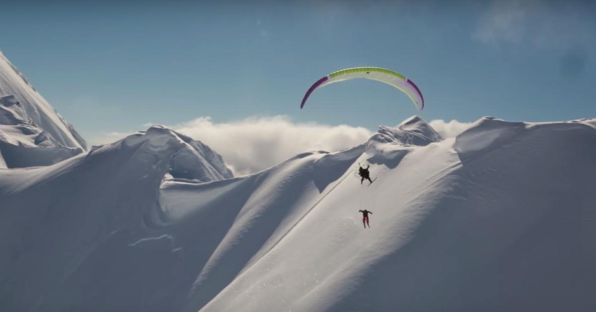 North Face запустил первую глобальную кампания, отмечая дух приключений.