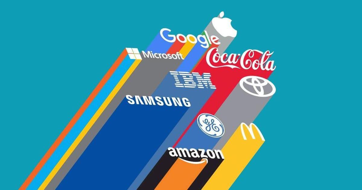 Apple и Google возглавили рейтинг самых дорогих брендов третий год подряд.