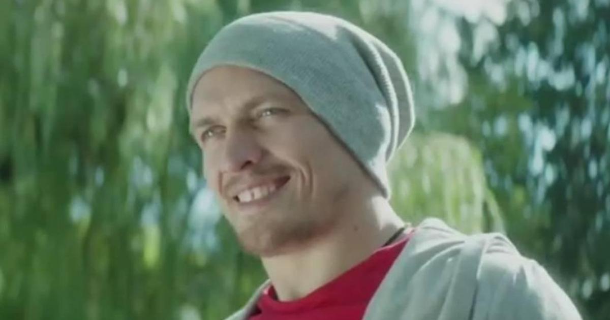 Александр Усик раздал гигабайты 3G интернета в новой кампании МТС Украина.