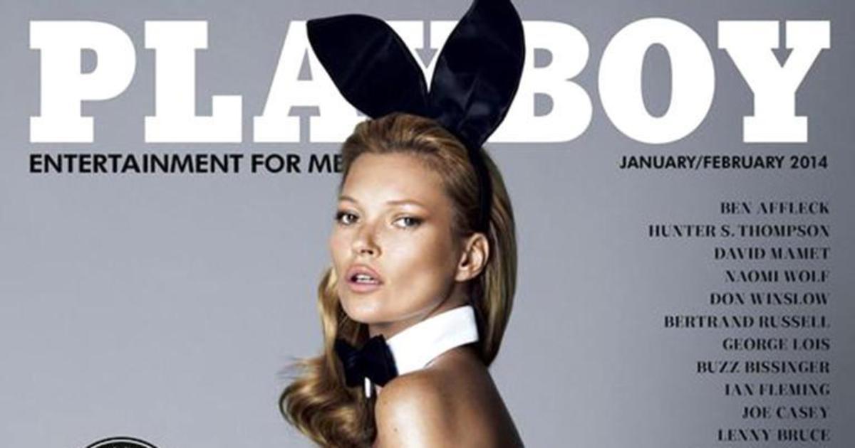 Playboy откажется от фото обнаженных женщин.