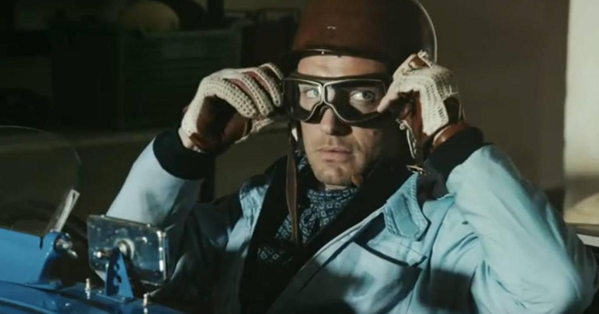 Джуд Лоу выиграет новое пари в глобальной кампании Johnnie Walker.