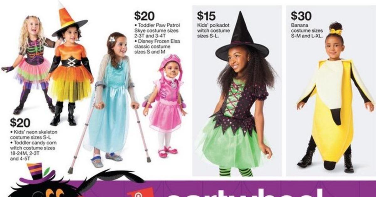 Реклама Target в честь Хэллоуина вызвала восторг пользователей.