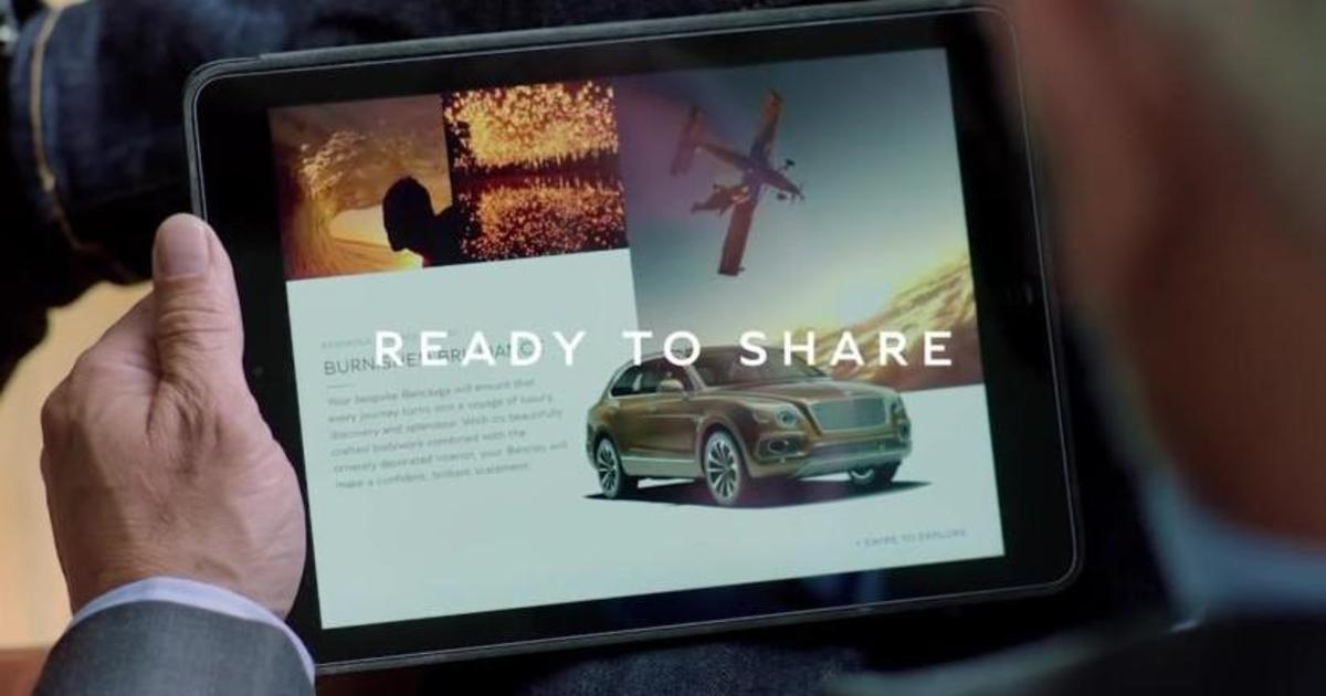 Приложение Bentley распознало эмоции пользователей.
