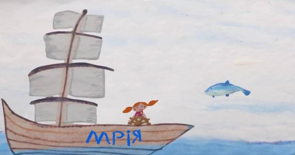 В Украине создали мультфильм о сахарном диабете, используя рисунки детей.