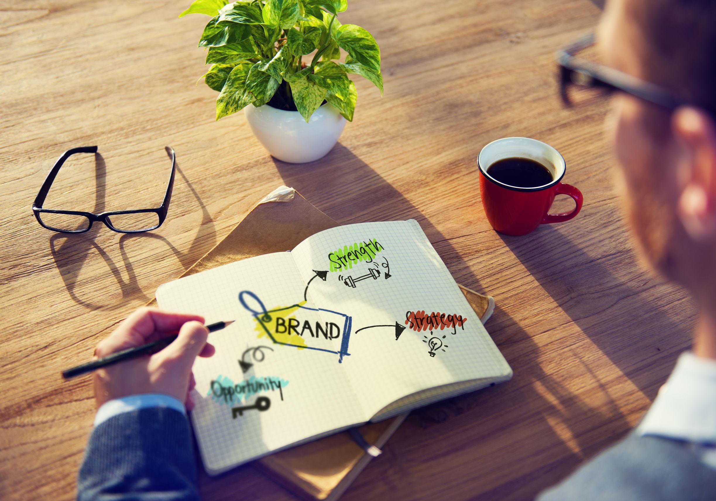 13 soluções de Branding: Veja como investir na gestão de sua marca ajuda sua empresa a crescer.