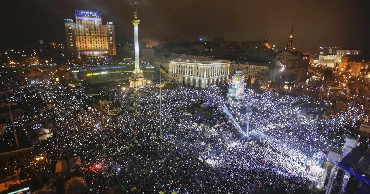 За это на Майдане стояли. Часть 1