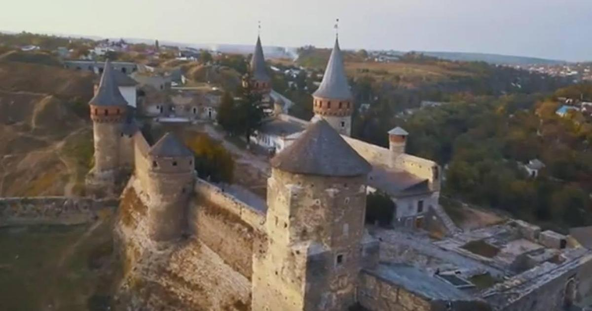 Минэкономразвития представило туристический промо-ролик Украины.