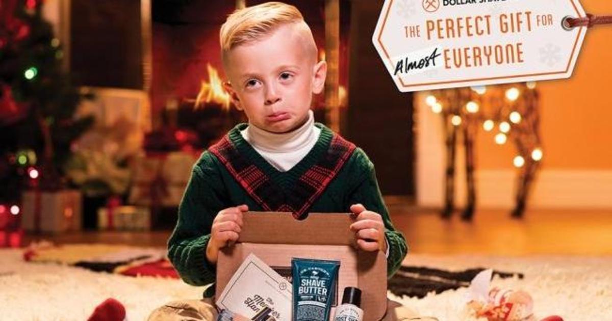 Dollar Shave Club предупредил, кому не следует дарить их идеальный подарок.