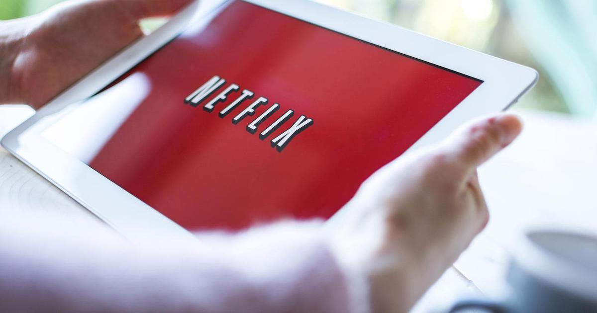В Украину пришел видеосервис Netflix.
