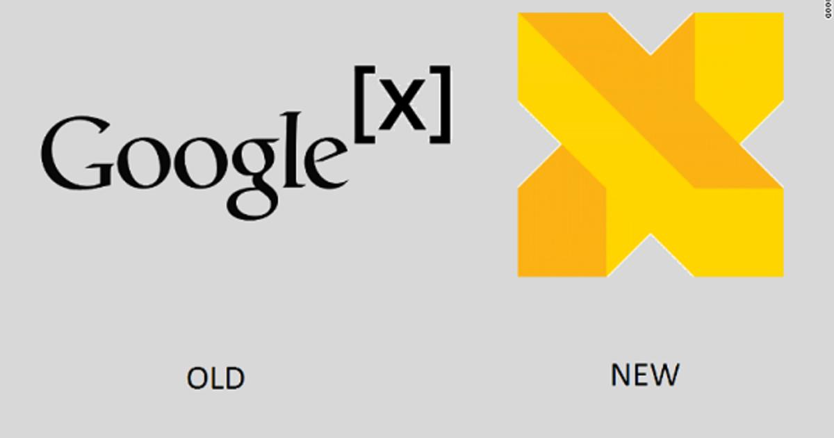 Секретная лаборатория Google получила новое имя и лого.