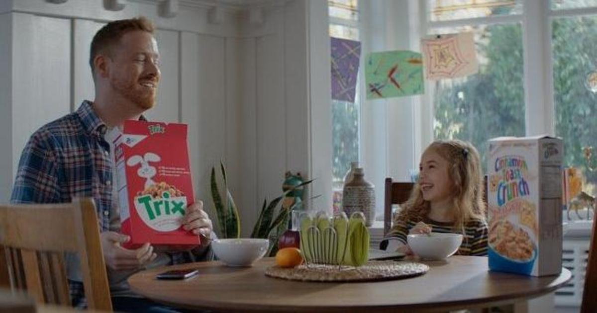 McCann New York попросил родителей снова полюбить кашу.
