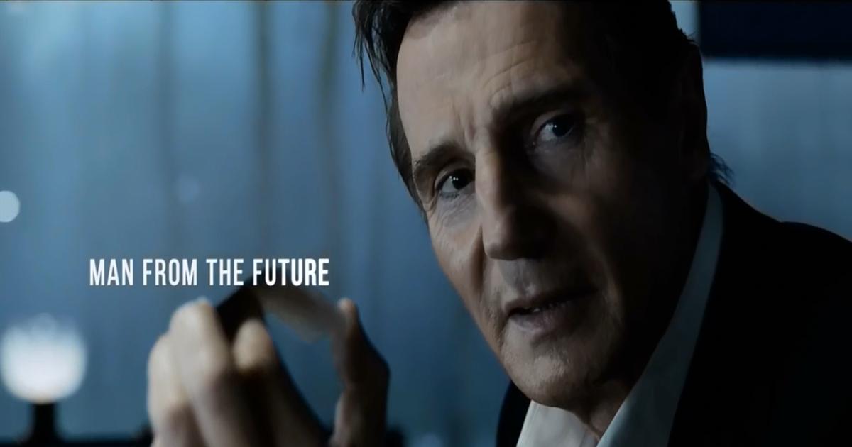 LG выпустило тизер ролика для Super Bowl с Лиамом Нисоном.