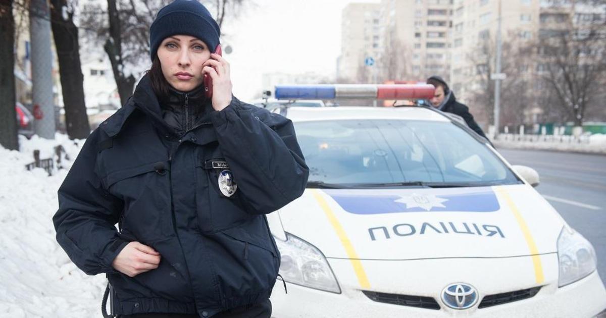 ICTV запустит реалити о патрульной полиции.