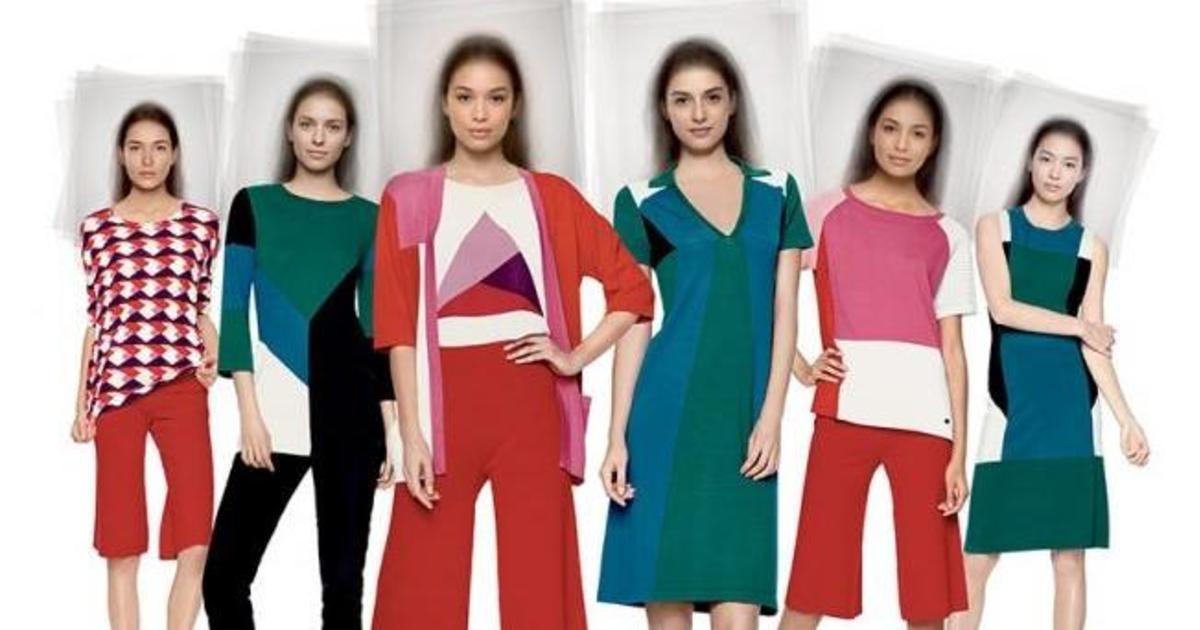 Benetton смешал цвета и показал этнические разнообразия в промо коллекции.