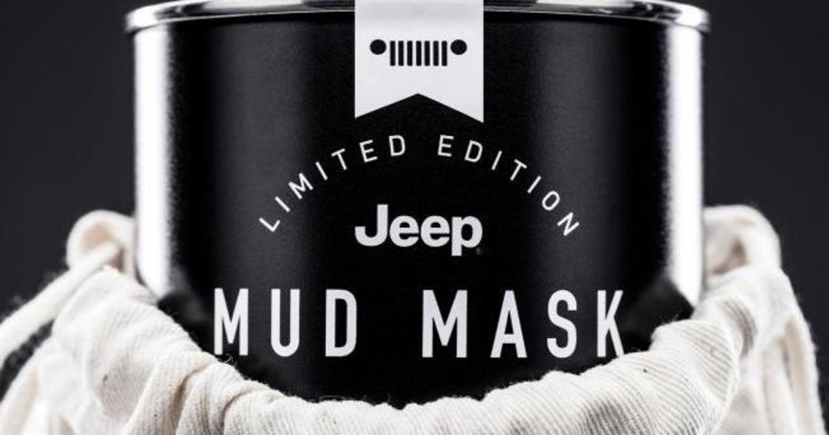Jeep выпустил коллекцию грязевых масок для лишенных приключений авто.