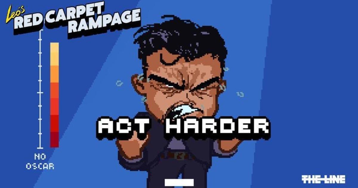 Новая видеоигра призвала помочь ДиКаприо заполучить «Оскар».