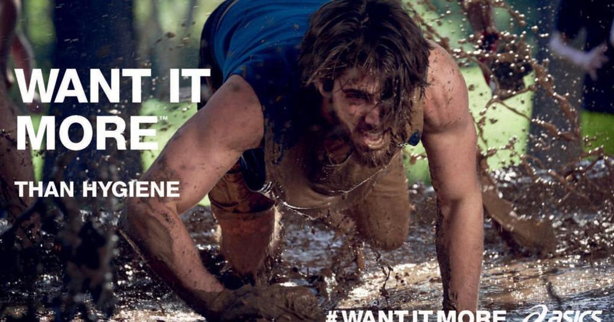 Asics запускает агрессивную кампанию «Want it more».