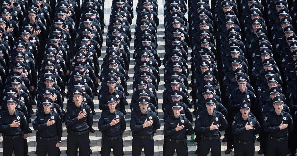 Good karma police: копы усиливают коммуникации. MMR с канадцами в деле