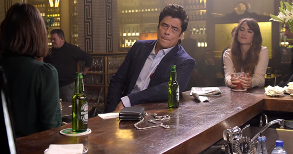 Heineken оставил «легенды» и заговорил о пиве.