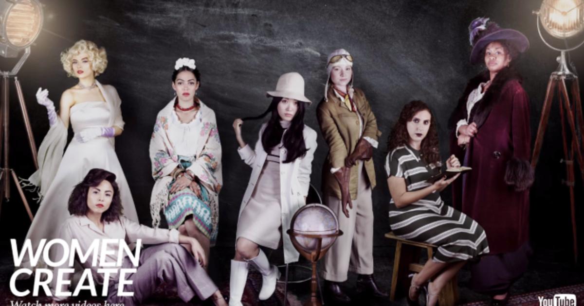 YouTube объединился с ООН, чтобы вдохновить женщин-креаторов.
