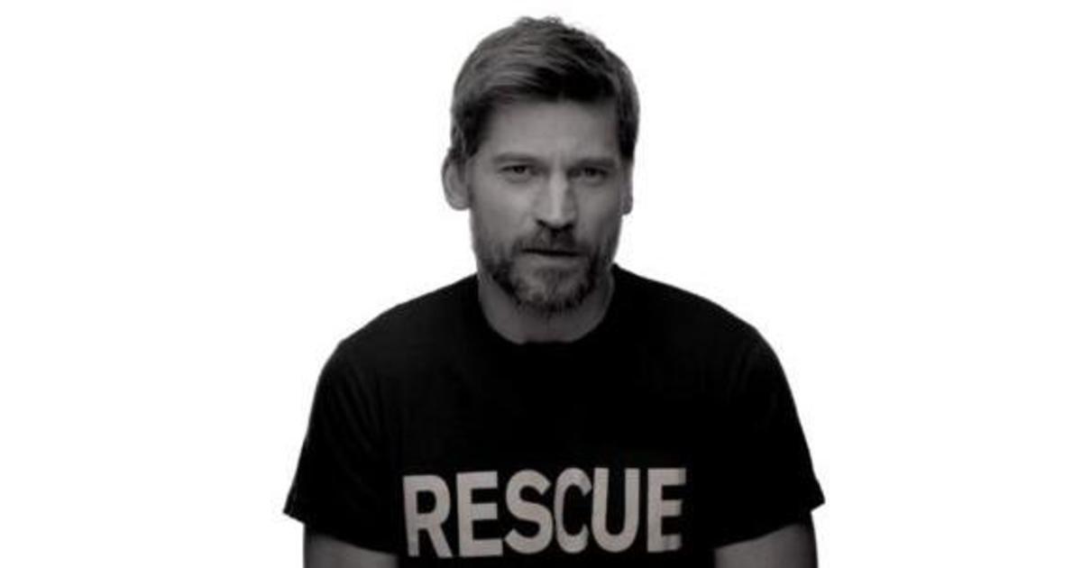 Звезды «Игры Престолов» призвали поддержать беженцев.