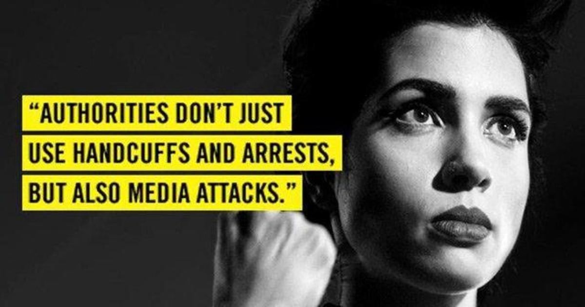 AdBlock заменил рекламу баннерами о свободе слова.