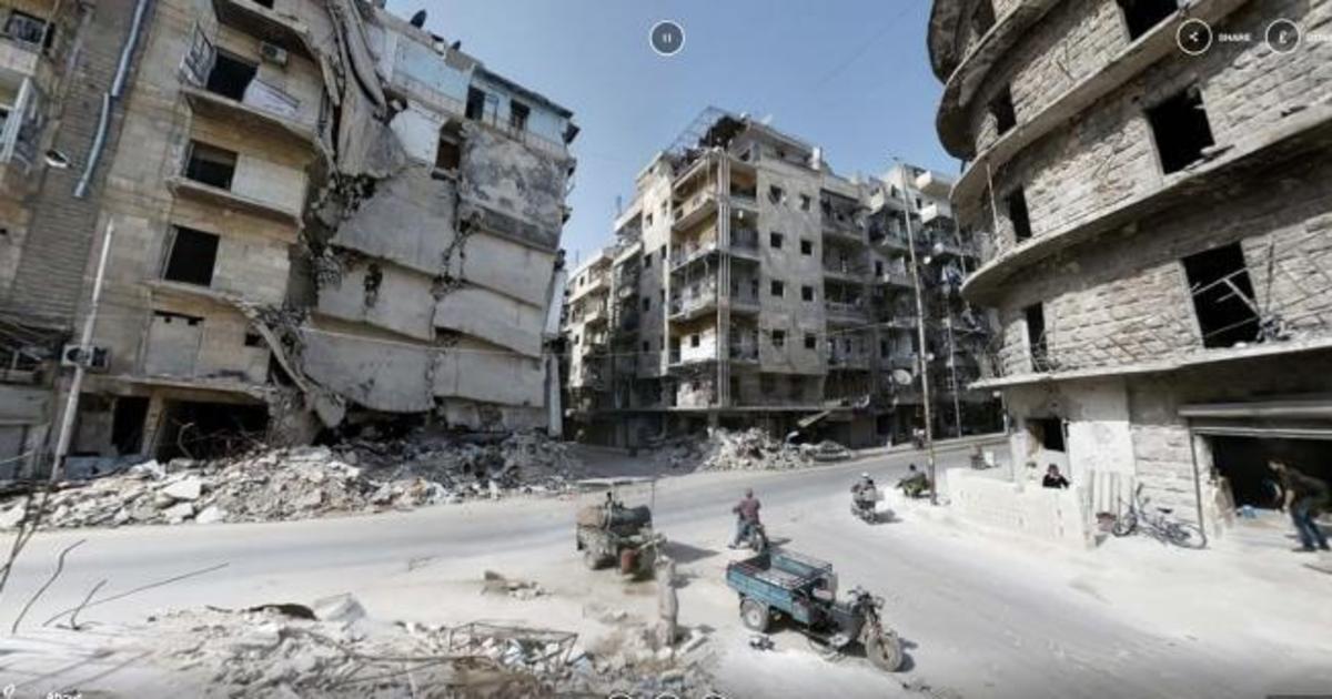 О последствиях войны в Сирии рассказали с помощью виртуальной реальности.