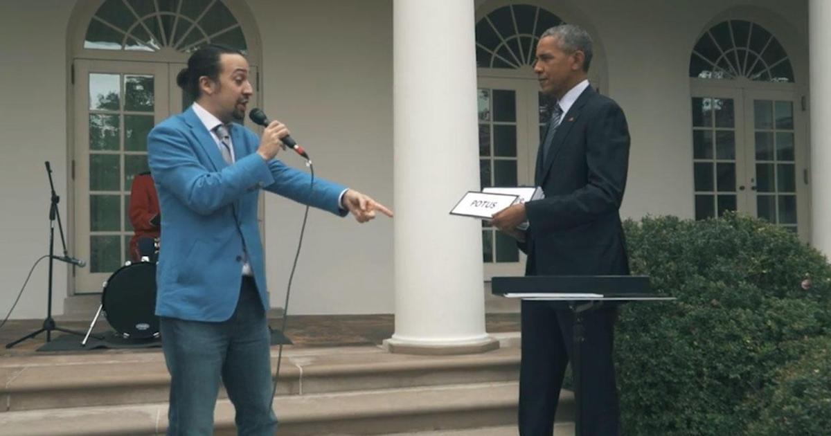Обама и рэп: президент снова покорил интернет.