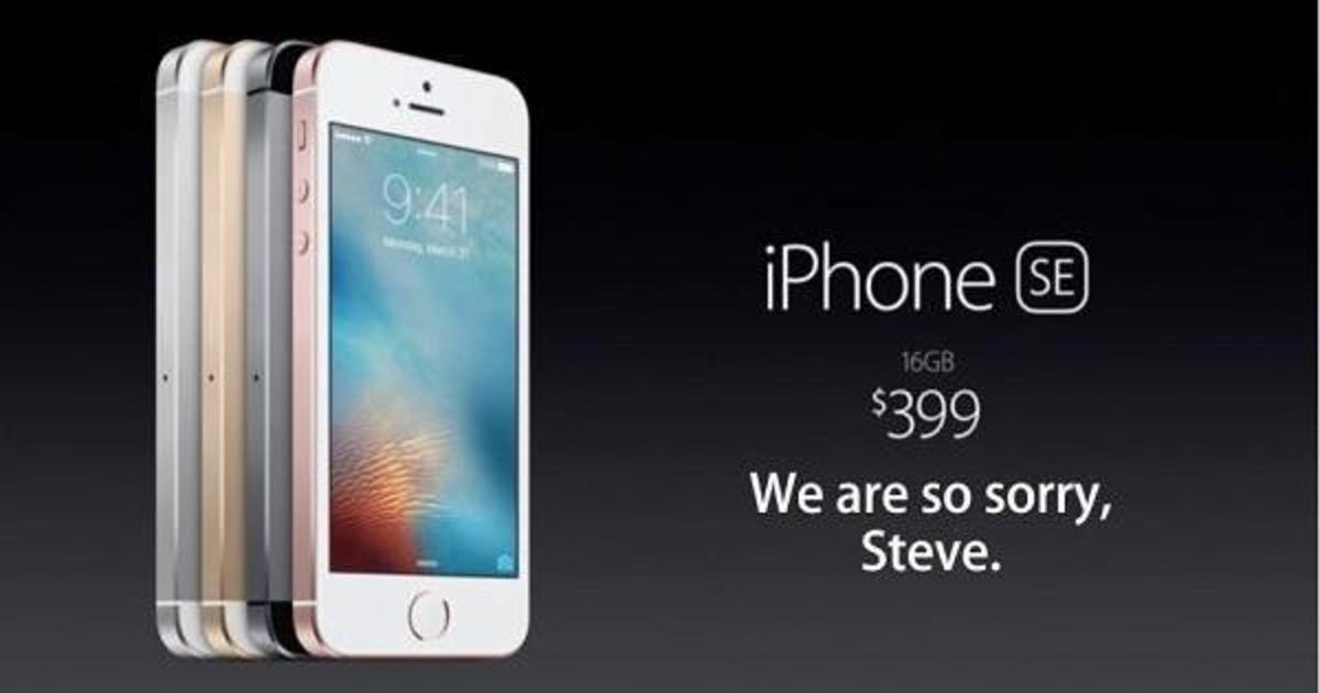 В сети появилось видео, высмеивающее новый iPhone SE.