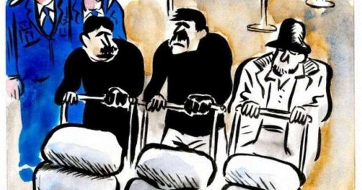 Charlie Hebdo нарисовали карикатуру на теракты в Брюсселе