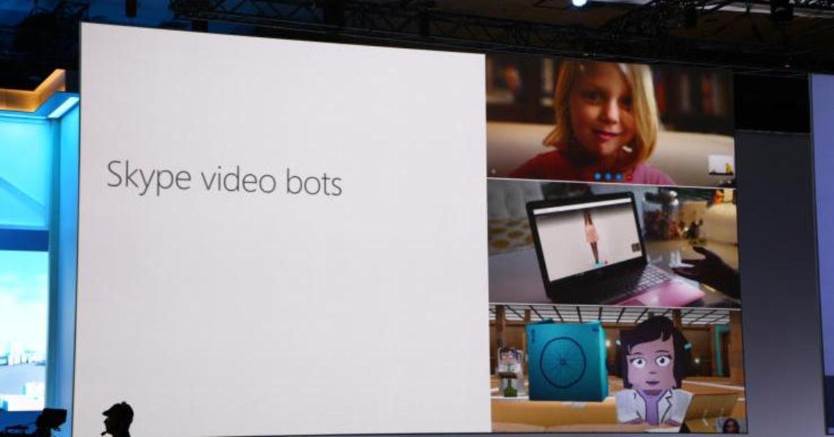 Microsoft наводнит Skype ботами.
