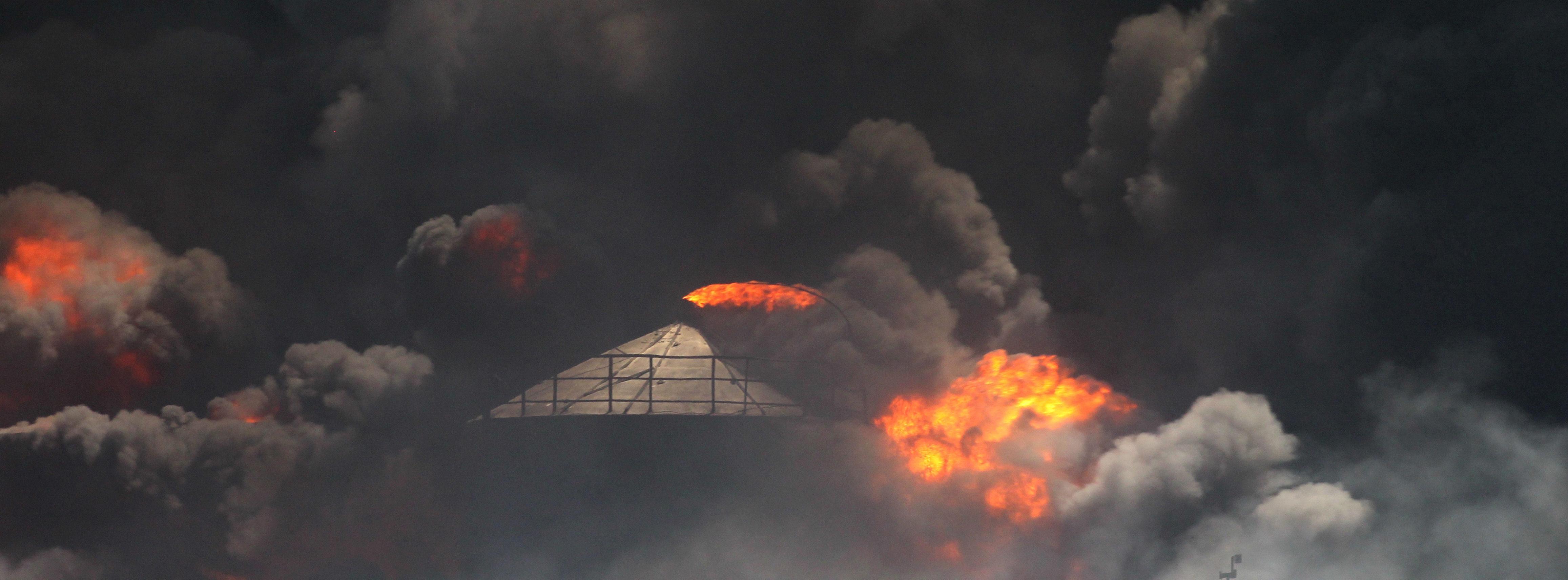 5 коммуникационных ошибок «БРСМ-Нафты» при пожаре в Василькове
