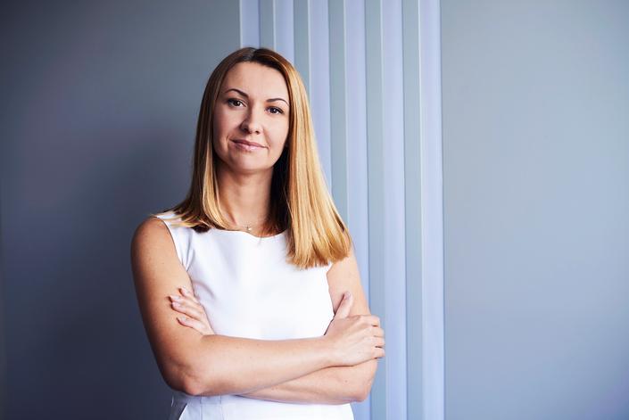 CMO «Фокстрот» Наталия Ставрати