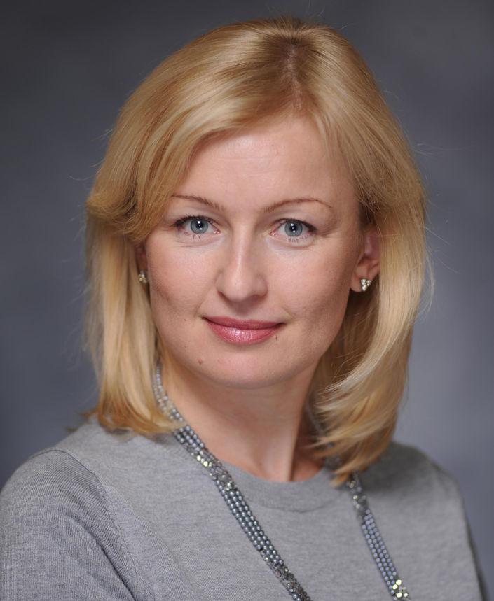Керуючий директор PBN Hill+Knowlton Strategies Оксана Монастирська