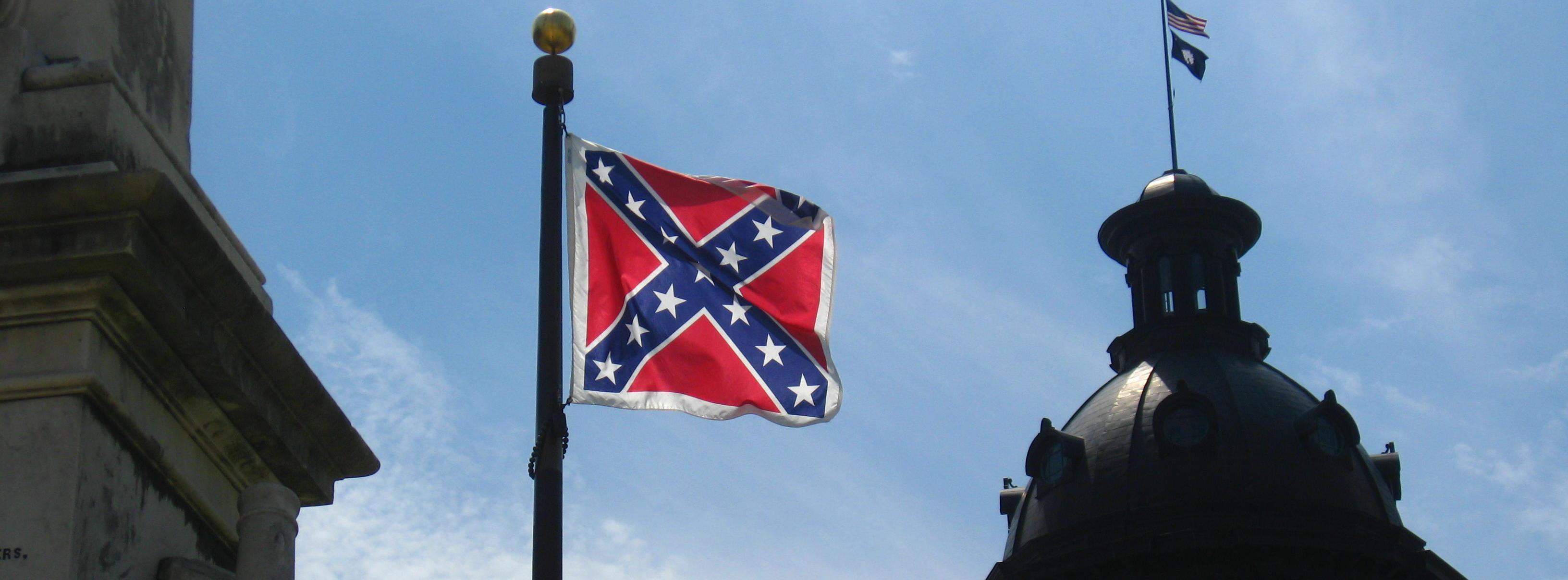 Убийства в Чарльстоне: американский ритейл прощается с флагом Конфедерации