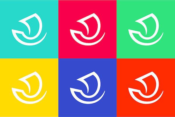 Париж представил новое игривое лого. d36017e0f14f7