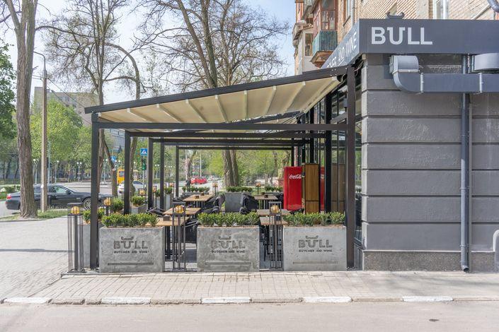 Ресторан «Bull. Butcher and Wine», Запорожье