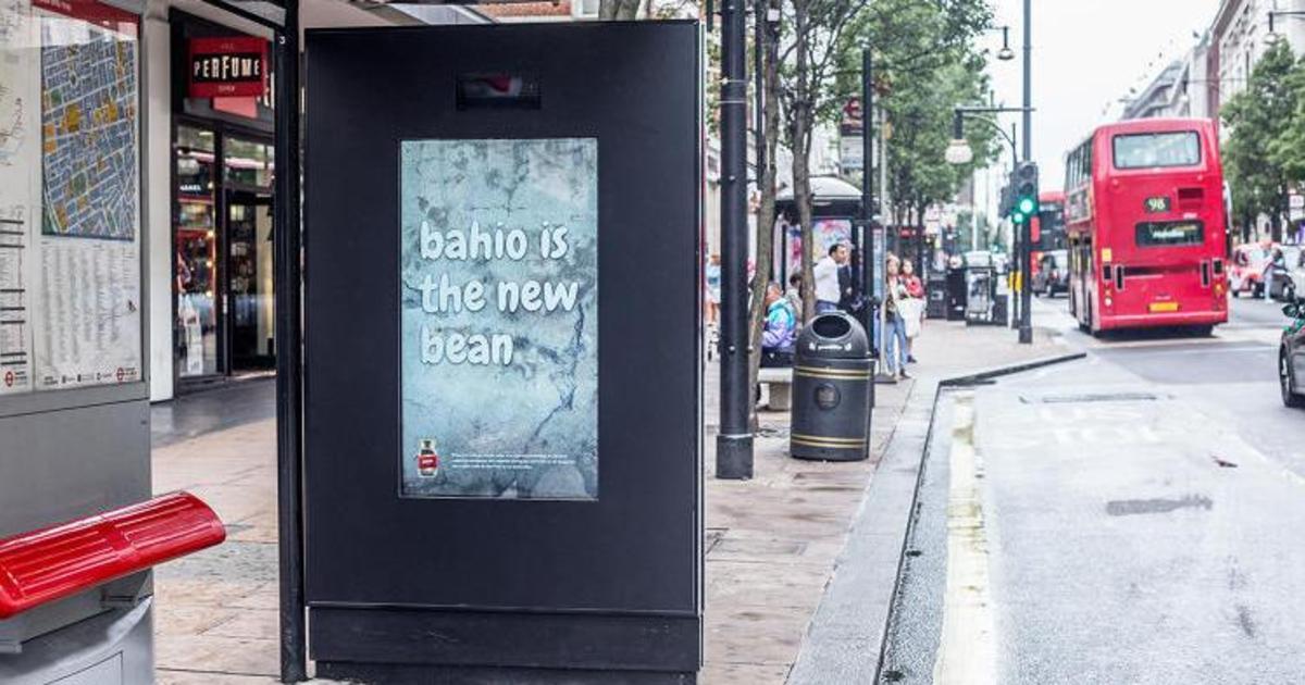 M&C Saatchi запустили outdoor рекламу с искусственным интеллектом.