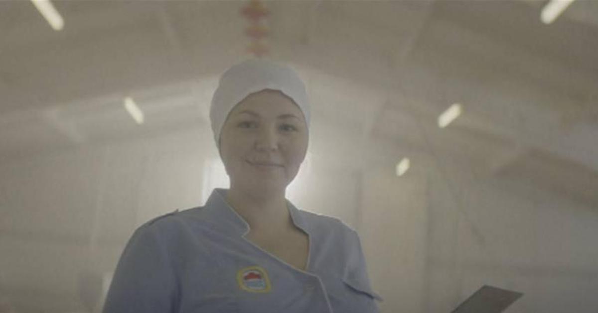 Сотрудницы птицефабрик стали героинями нового ролика «Нашей Рябы».