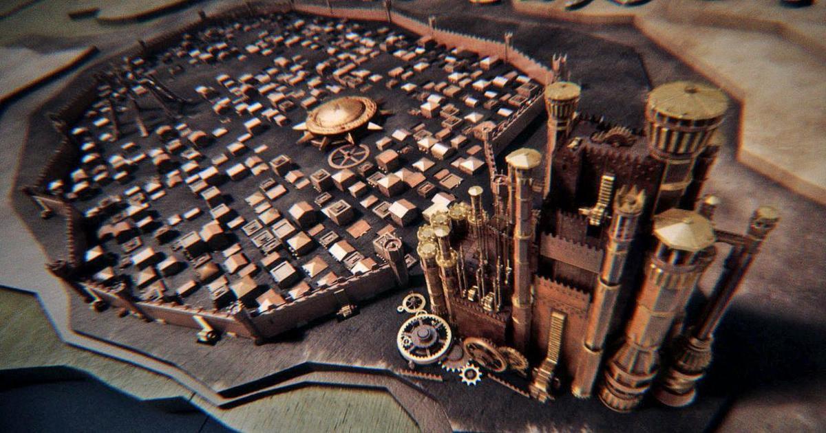Игры Престолов представили интерактивные 360-градусные титры.