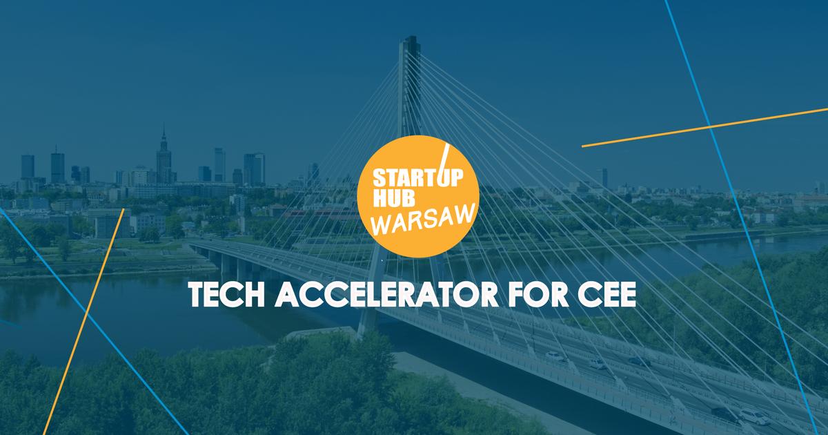 В Варшаве стартовал набор команд в стартап-акселератор.