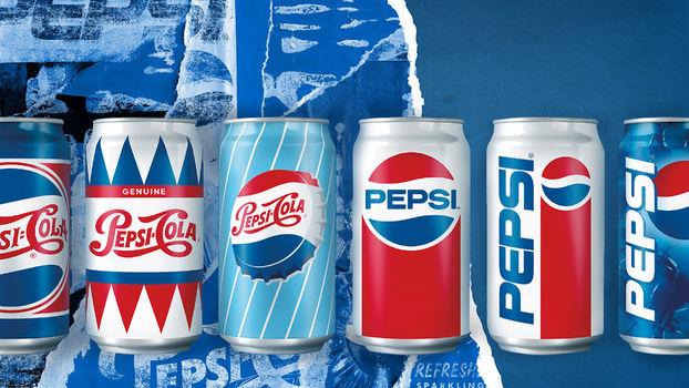 Пепси 60 годов колы новый рик