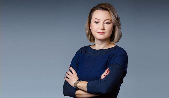 Юлія Трибушна, директорка дивізіону Digital&PayTV StarLightMedia